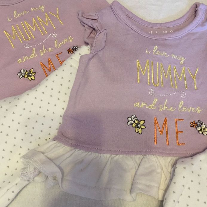 0-0 Mix and Match Set Newborn